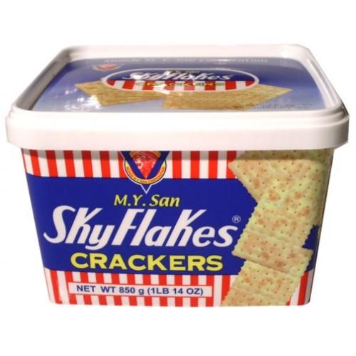 Sky flakes crackers 850