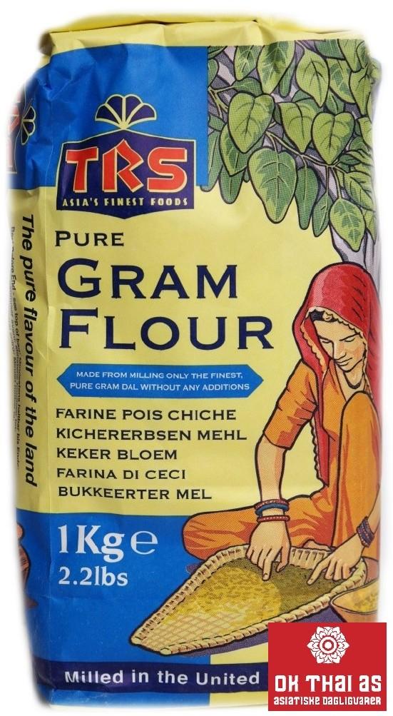 PURE GRAM FLOUR / KIKERTMEL