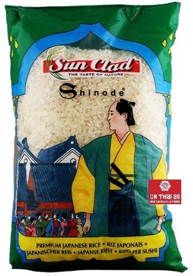 SHINODE PREMIUM JAPANESE SUSHI RICE