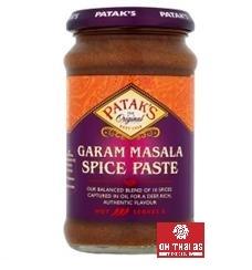 GARAM MASALA CURRY PASTE