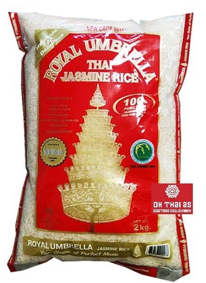 JASMIN RICE - THAI HOM MALI