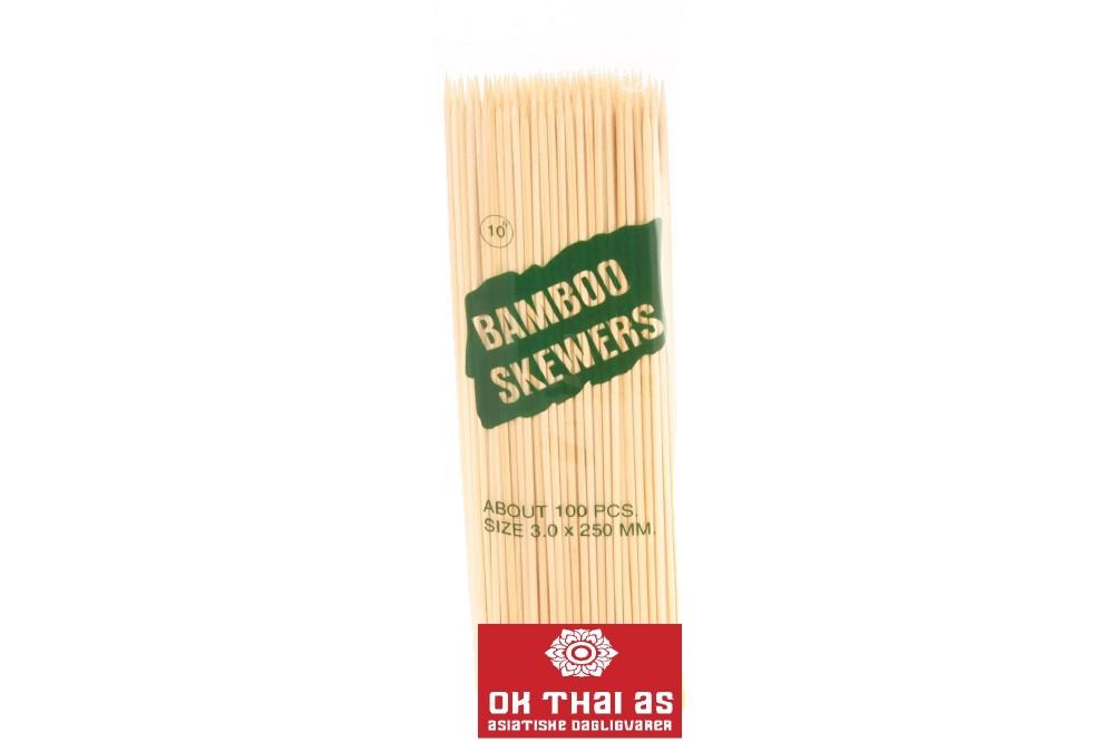 BAMBOO SKEWERS 10#