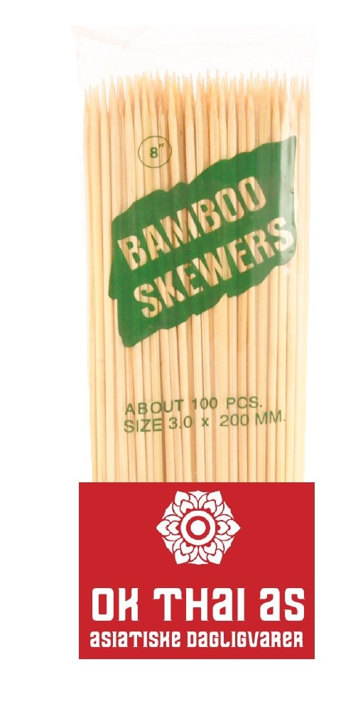 BAMBOO SKEWER 8#