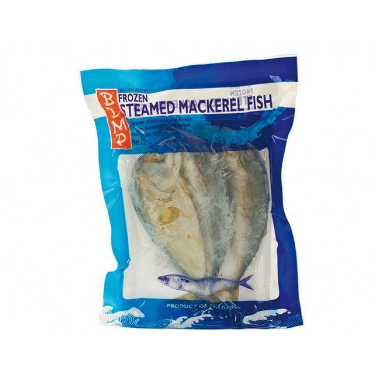 STEAMED MACKEREL FISH
