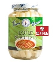 PICKLED LOTUS ROOTLETS