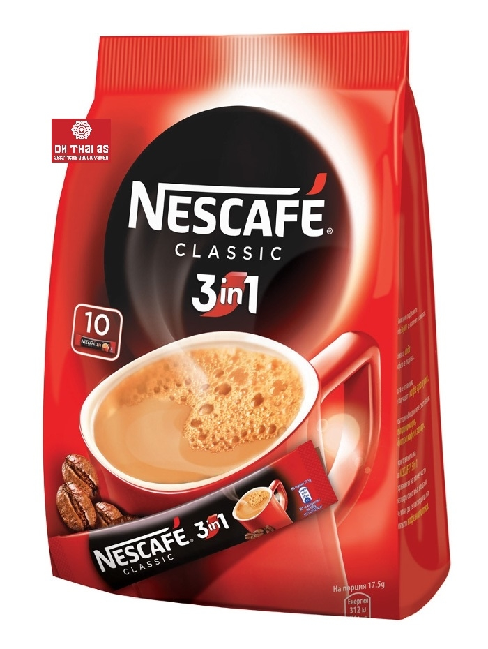 NESCAFE CLASSIC 3 IN 1