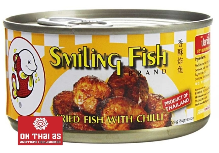FRIED FISH WITH CHILI