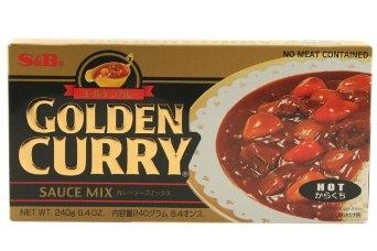 GOLDEN CURRY HOT SAUCE