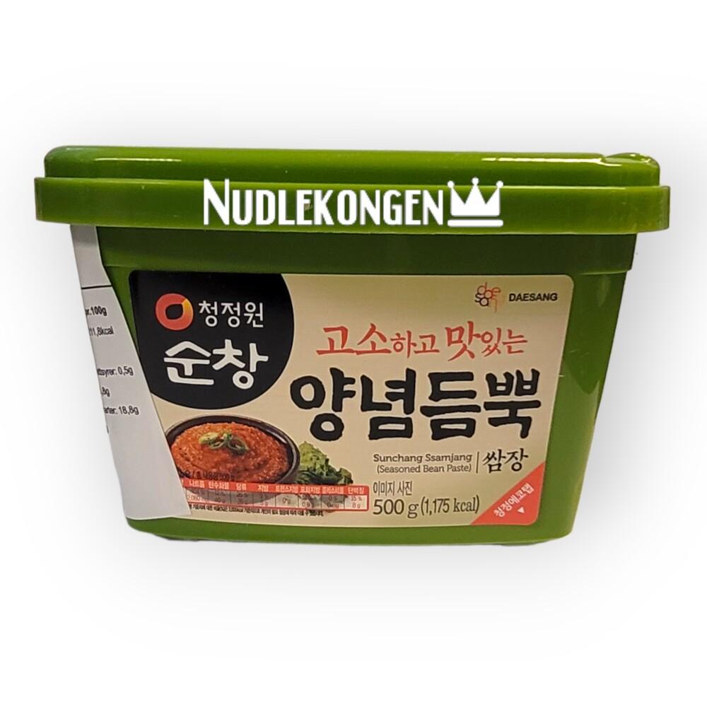 KOREAN MIXED BEAN PASTE