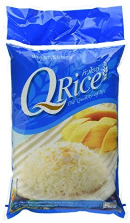 WHITE GLUTINOUS RICE