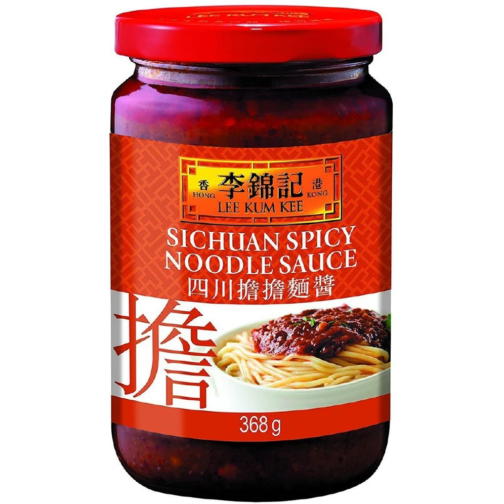 SICHUAN SPICY NOODLE SAUCE