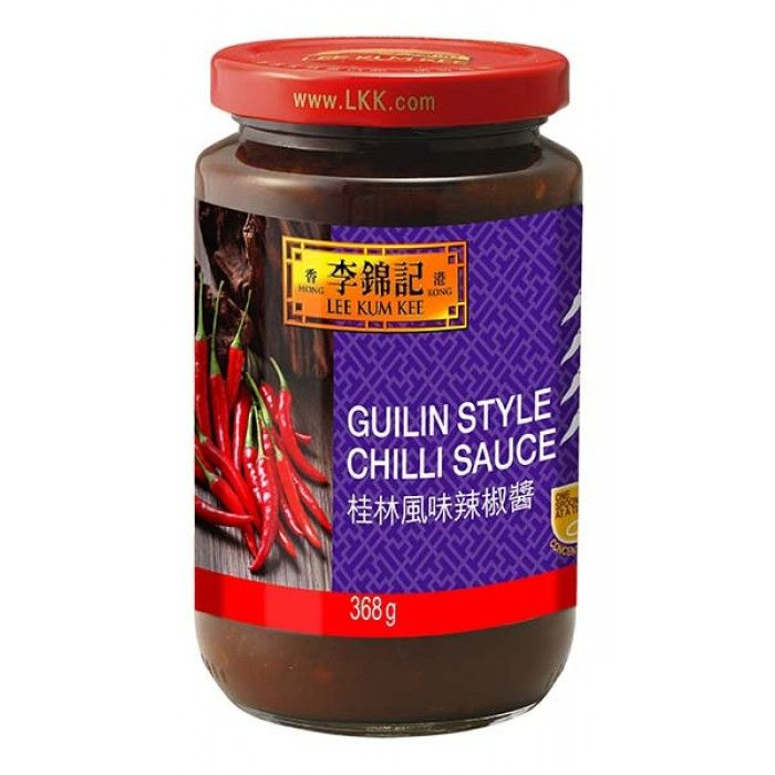 GUILIN STYLE CHILLI SAUCE