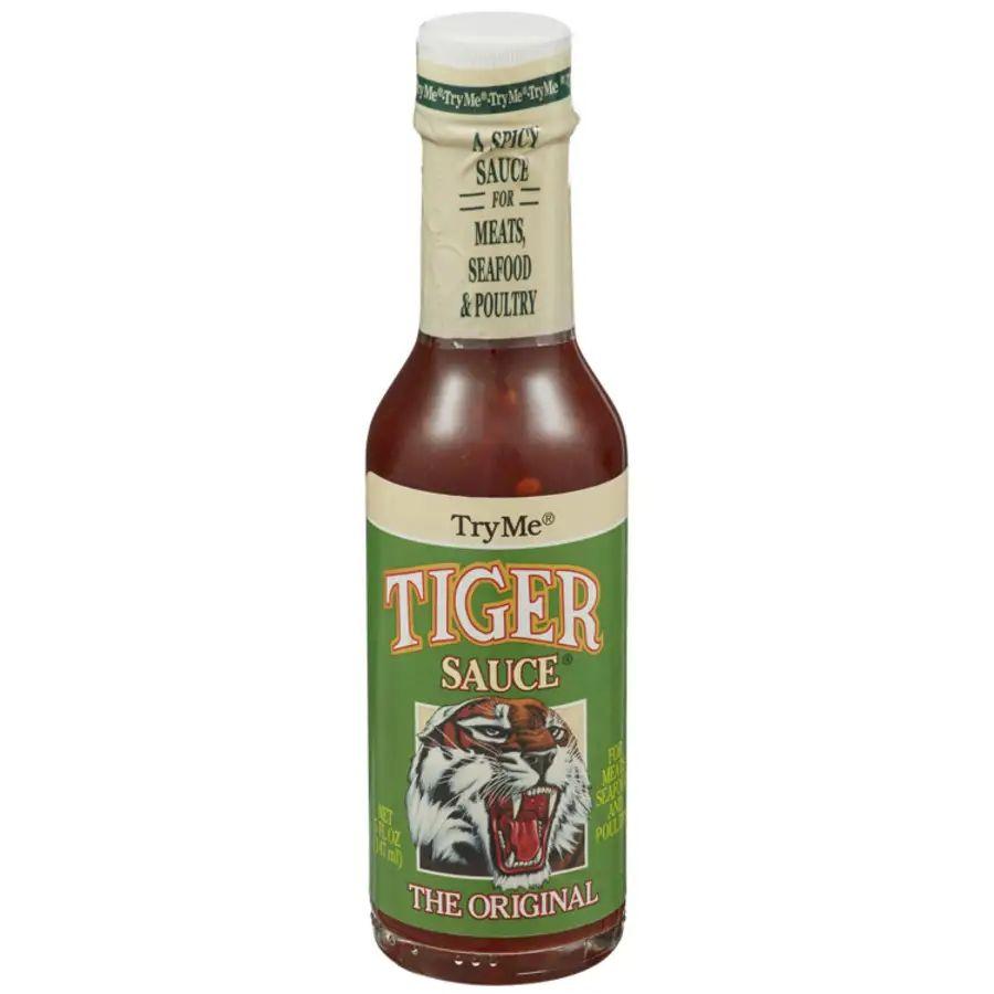 TIGER SAUCE THE ORIGINAL