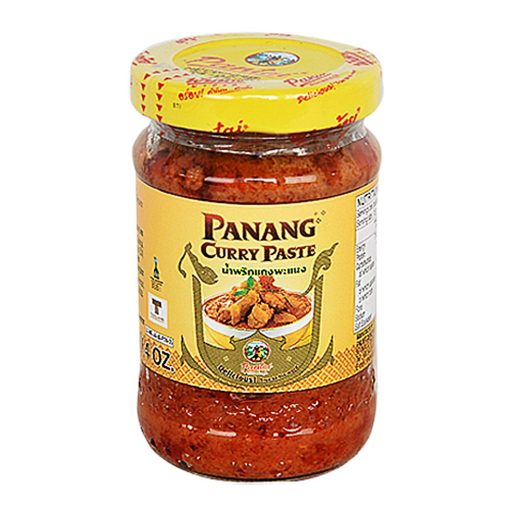 PANANG CURRY PASTE (GLASS)
