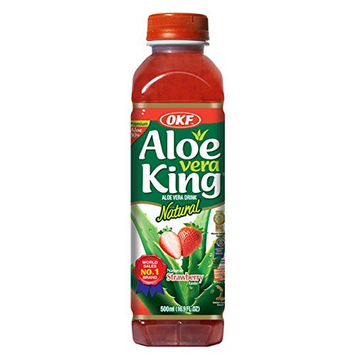 ALOE VERA KING DRINK STRAWBERRY