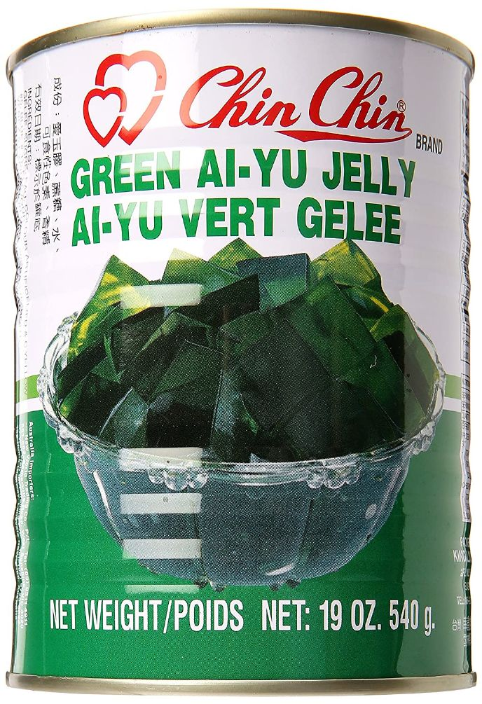 GREEN GRASS JELLY (AI YU)