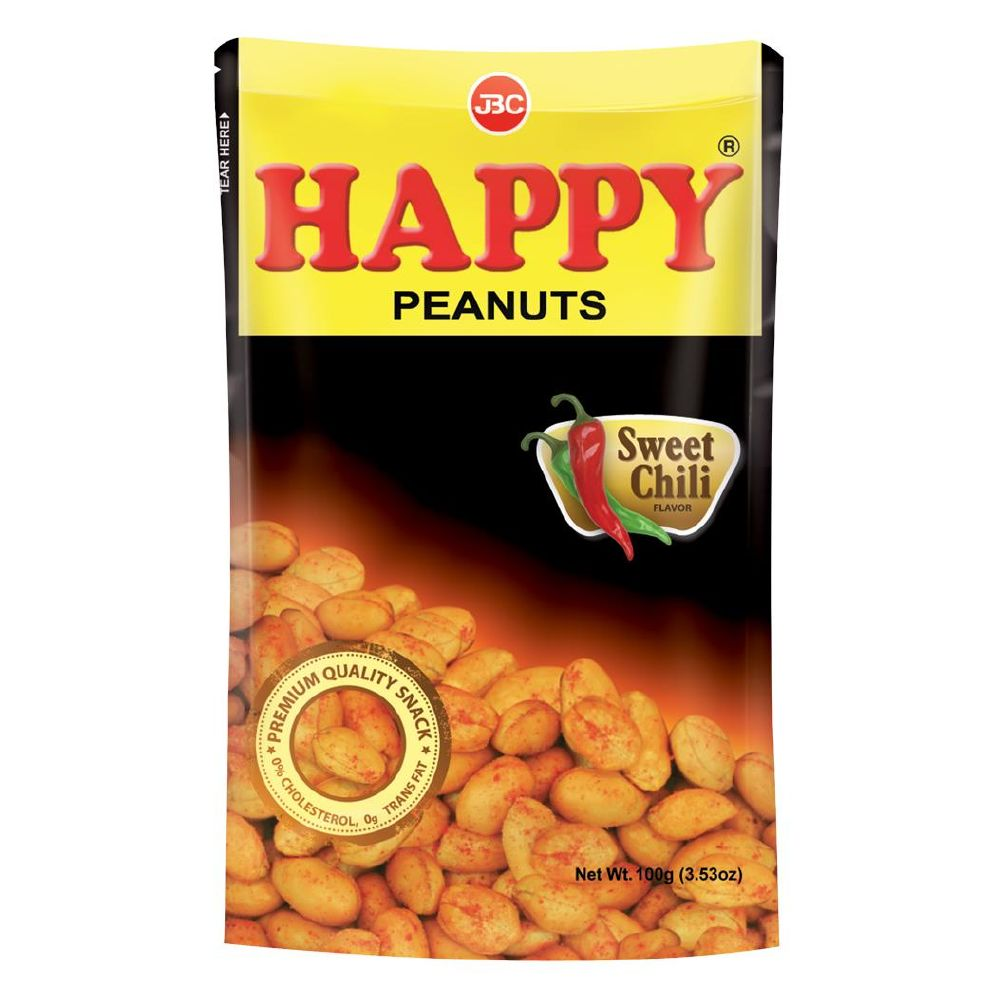 PEANUTS SWEET CHILLI