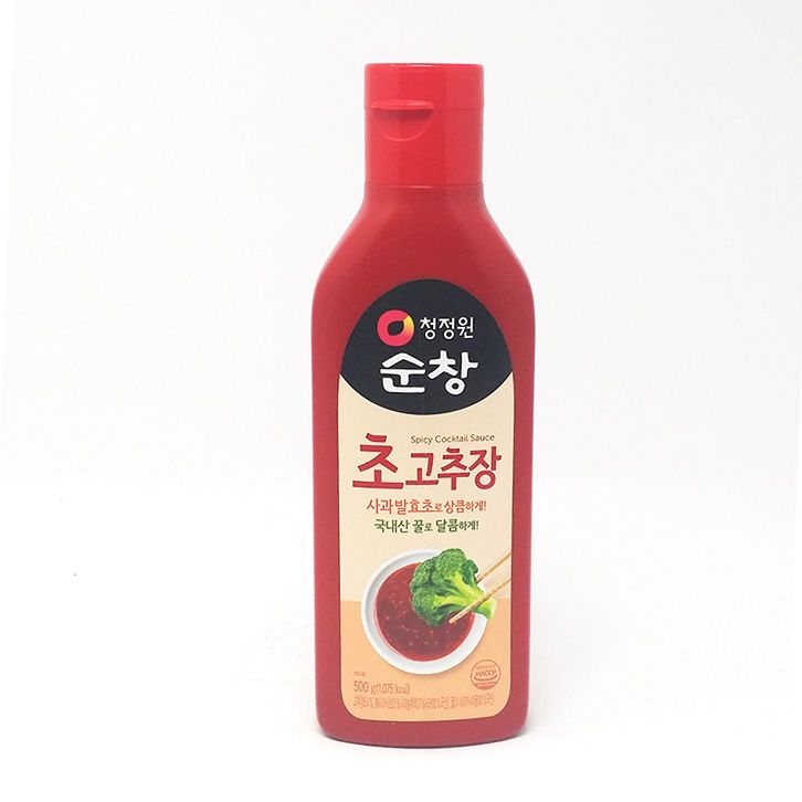 SPICY COCTAIL SAUCE CHILI PASTE