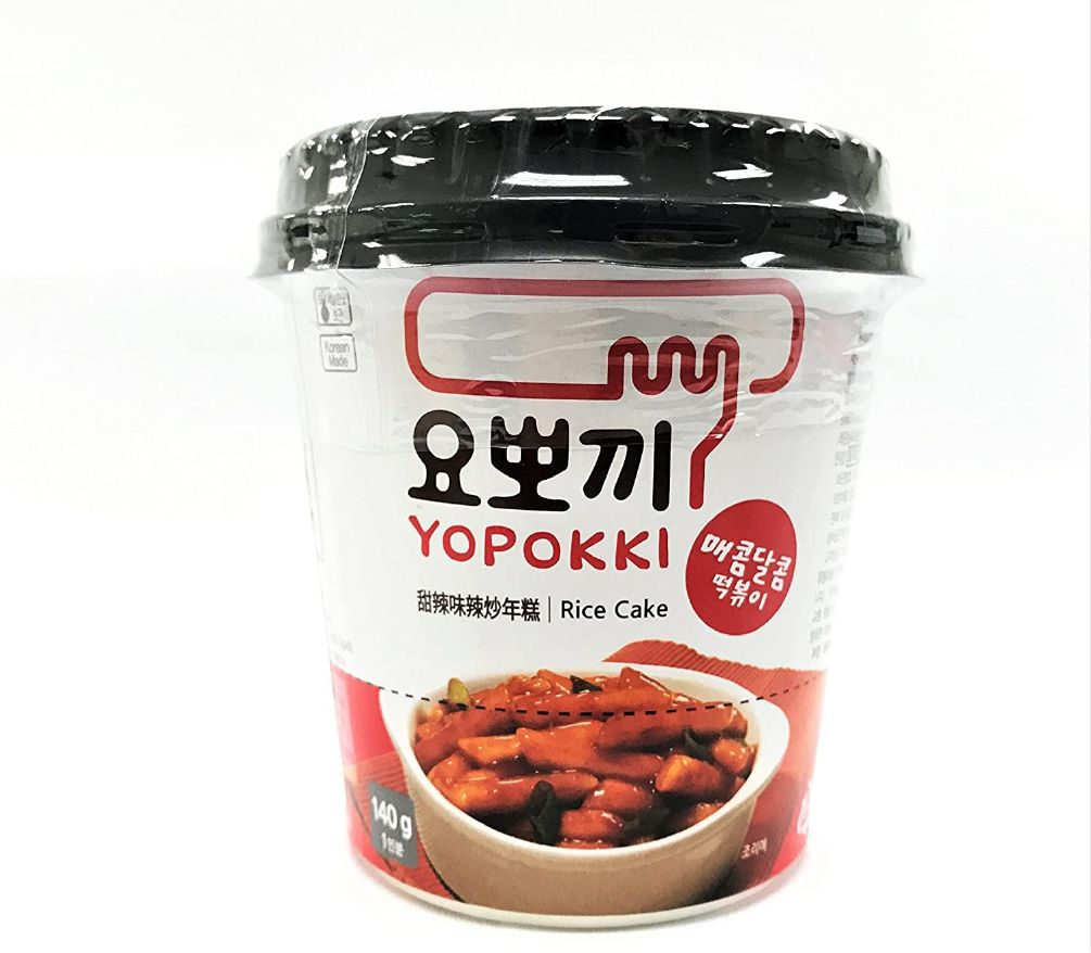 INST. SPICY TOPOKKI (CUP)
