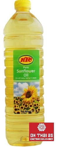 SUNFLOWER OIL/ SOLSIKKE OLJE
