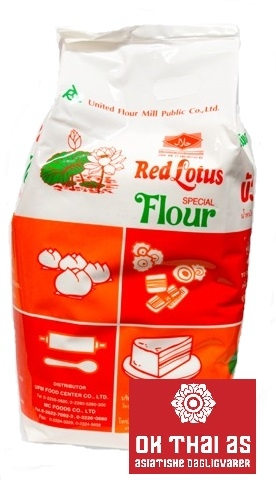 RED LOTUS SPECIAL FLOUR
