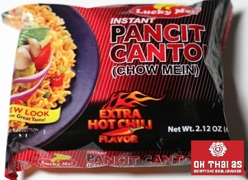 HOT CHILI PANCIT CANTON