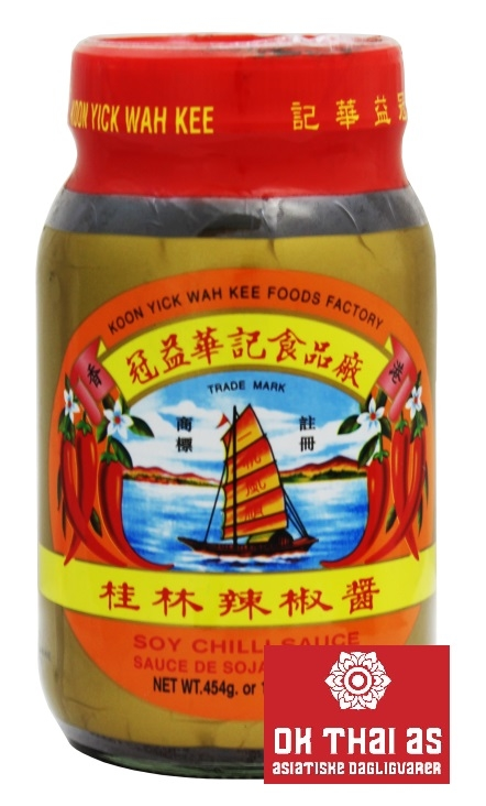 SOY CHILI SAUCE