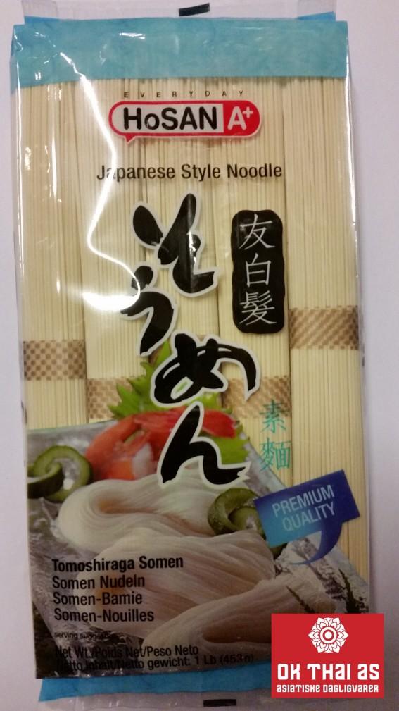 JAPANESE STYLE NOODLE TOMOSHIRAGA SOMEN