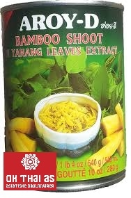 BAMBOO SHOOTS IN YANANG L. EXTRACT