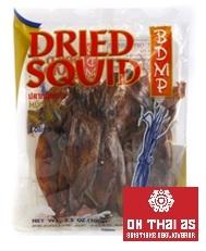 DRIED TINY SQUID